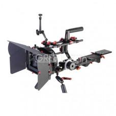 Плечевой упор для видеокамеры GreenBean DSLR RIG 01