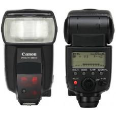 Вспышка Canon Speedlite 580 EX-II