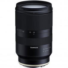 Объектив Tamron 28-75mm f/2.8 Di III RXD Sony E